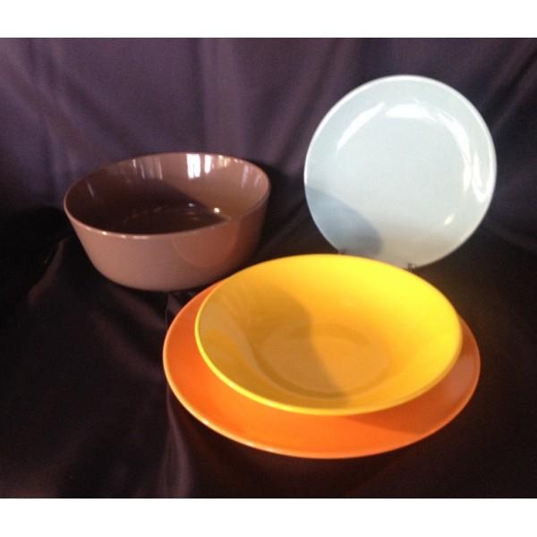 Stunning Servizio Piatti Colorati Cucina Contemporary - ferrorods.us ...
