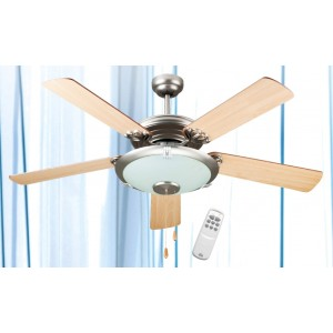 Ventilatore soffitto DCG VECRD50TL 5 pale con telecomando