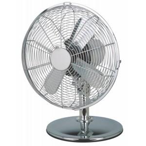 Ventilatore da tavolo CFG E115 Cromo 30