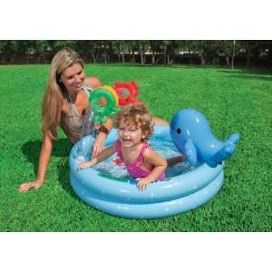 Piscina gonfiabile INTEX 57400 Baby Delfino