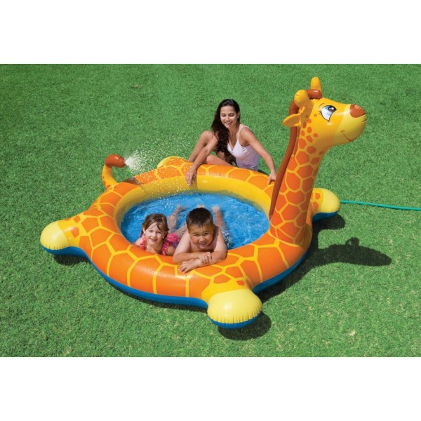 Piscina gonfiabile intex 57434 giraffa - Intex piscina gonfiabile ...