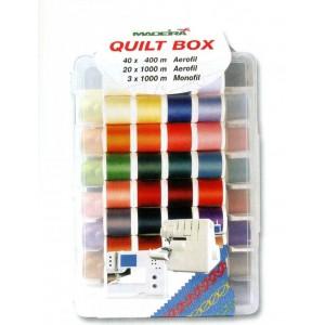 Quilt Box Madeira