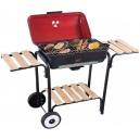 Barbecue elettrico e carbone DCG BQS2498
