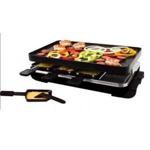 Raclette con grill EVA COLLECTION Cortina