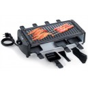 Raclette con grill EVACOLLECTION Zernez