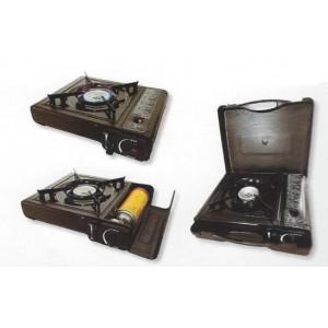 Fornello a gas 1 fuoco con valigetta LIT 4000