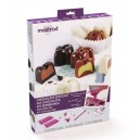 Kit stampi in silicone cioccolatini Mastrad F48460