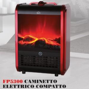 Caminetto elettrico DCG FP5300