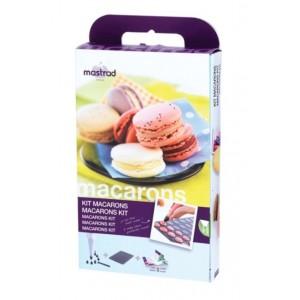 Kit macarons con tappeto silicone Mastrad F45360