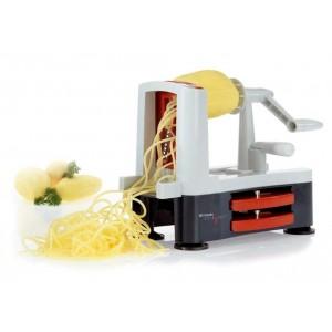 Affettaverdure per spaghetti vegani Westmark Spiromat