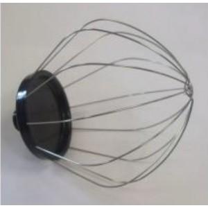 Frusta a filo in acciaio per Bomann KM398 KM399
