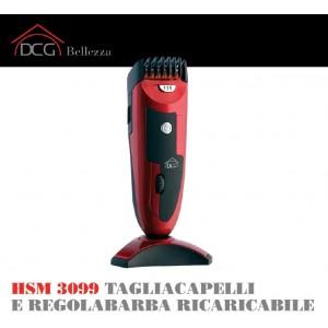 Tagliacapelli e regolabarba DCG HSM3099