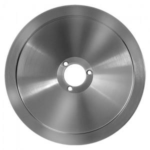 Lama di ricambio per affettatrice RGV 220mm acciaio