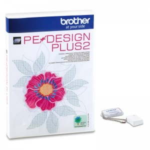 Software Da Ricamo Brother PE-Design Plus 2