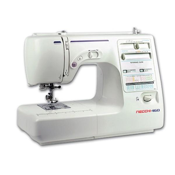 macchina da cucire meccanica necchi 460