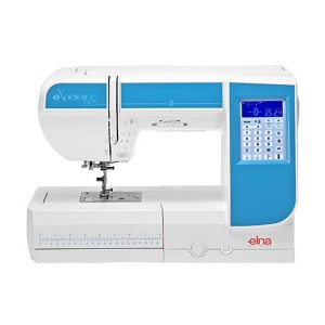 Macchina per cucire elettronica Elna Excellence 580