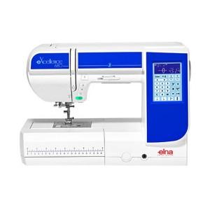 Macchina da cucire elettronica Elna Excellence 680
