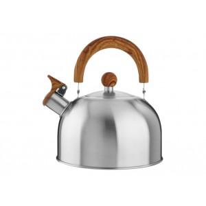 Bollitore Teiera 2,5 litri Eva 013773 con fischietto