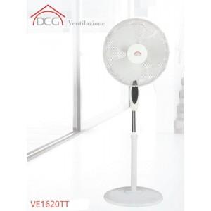 Ventilatore a piantana DCG VE1620TT con telecomando