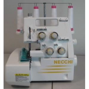 macchina taglia e cuci necchi nsl3335