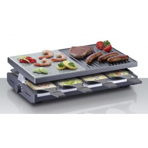 Raclette con pietra ollare STEBA RC58