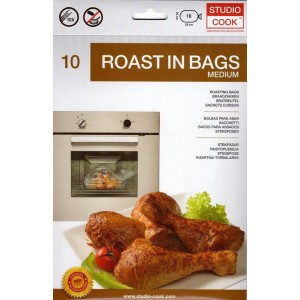 Sacchetti STUDIO COOK Roast in Bags Medium