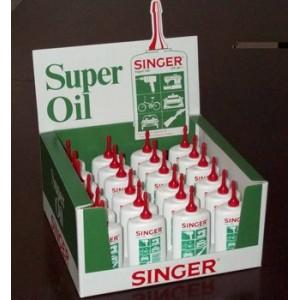 Flacone oliatore SINGER