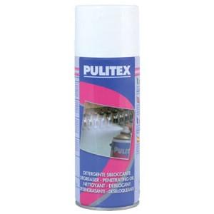 Bomboletta detergente per adesivi, incrostazione ricami PULITEX