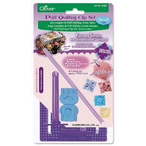 Set completo per puff quilting 4 cm small CLOVER
