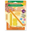 Set completo per puff quilting 6 cm large CLOVER