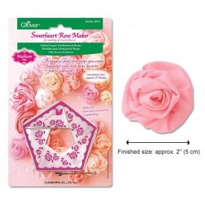 Apparecchio crea rose medium da 5 cm CLOVER