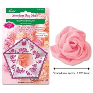 Apparecchio crea rose large da 6 cm CLOVER