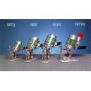 Taglierina rotativa elettrica e pneumatica SECAT STR102