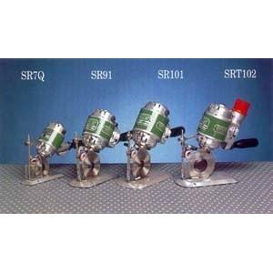 Taglierina rotativa elettrica e pneumatica SECAT SRT102