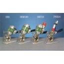 Taglierina rotativa elettrica e pneumatica SECAT SRM100